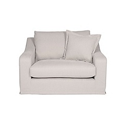Debenhams - 'Sorrento' loose cover loveseat
