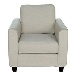 Debenhams - 'Dante' loose cover armchair