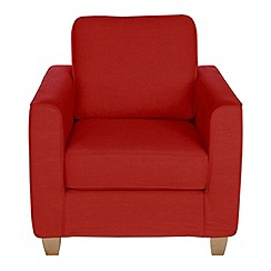 Debenhams - 'Dante' loose cover armchair