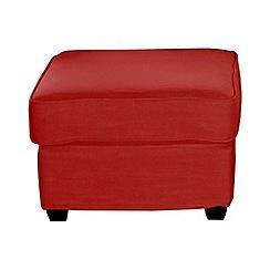 Debenhams - 'Dante' loose cover footstool