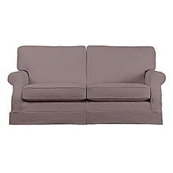 Debenhams - Medium 'Wentworth' loose cover sofa