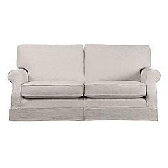 Debenhams - Medium 'Wentworth' loose cover sofa