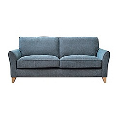 Debenhams - Extra-large textured 'Fyfield' sofa