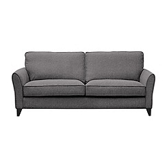 Debenhams - Extra-large woven 'Fyfield Barley' sofa