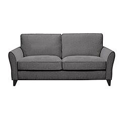 Debenhams - Large woven 'Fyfield Barley' sofa