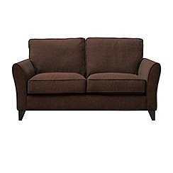 Debenhams - Medium woven 'Fyfield Barley' sofa