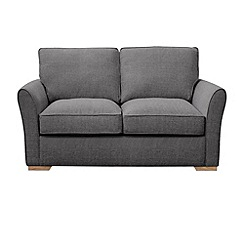 Debenhams - Textured 'Fyfield Barley' sofa bed
