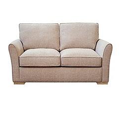 Debenhams - Woven 'Fyfield Barley' sofa bed