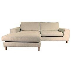 Ben de Lisi Home - 'Kasper' chaise corner sofa