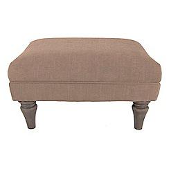 Debenhams - 'Aubury' footstool