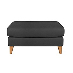 J by Jasper Conran - 'Farringdon' footstool