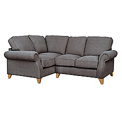 Debenhams - 'Marlow' left-hand facing corner sofa