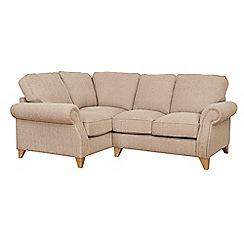 Debenhams - Marlow' left-hand facing corner sofa
