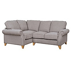 Debenhams - Marlow' left-hand facing corner sofa