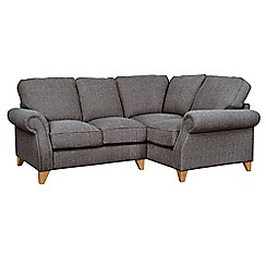 Debenhams - 'Marlow' right-hand facing corner sofa