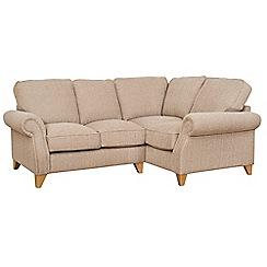 Debenhams - Marlow' right-hand facing corner sofa