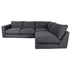 RJR.John Rocha - Trinity' right-hand facing corner sofa