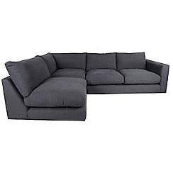 RJR.John Rocha - Trinity' left-hand facing corner sofa