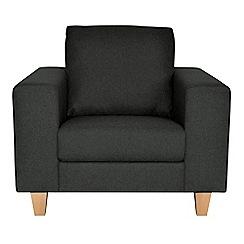 Ben de Lisi Home - Super-soft 'Cara Shetland' armchair