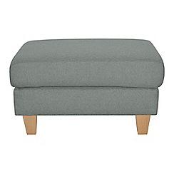 Ben de Lisi Home - Super-soft 'Cara Shetland' footstool