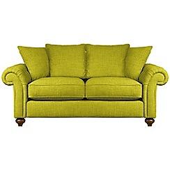 Debenhams - Medium 'Bloomsbury Chesterfield' pillow back sofa