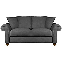 Debenhams - Medium 'Bloomsbury Chesterfield' pillow back sofa