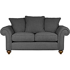 Debenhams - Small 'Bloomsbury Chesterfield' pillow back sofa