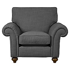 Debenhams - Bloomsbury Chesterfield' armchair