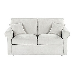 Debenhams - Velour 'Delta' sofa bed