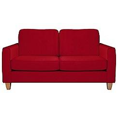 Debenhams - Medium flat weave fabric 'Dante' sofa
