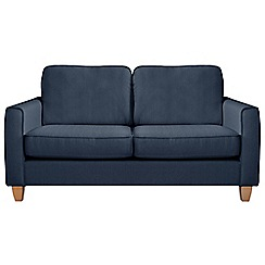 Debenhams - Medium flat weave fabric 'Dante' sofa