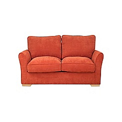 Debenhams - Velour 'Fyfield' sofa bed