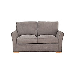 Debenhams - Velour 'Fyfield' sofa bed
