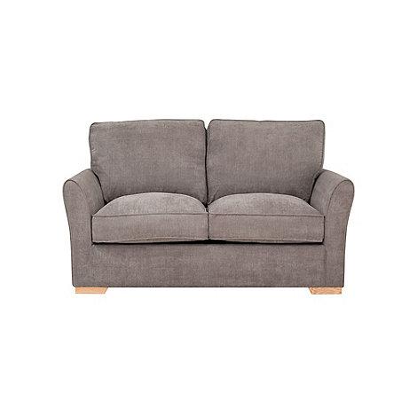 Debenhams velour 39 fyfield 39 sofa bed debenhams for Velour divan beds