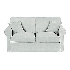 Debenhams - Flat weave fabric 'Delta' sofa bed