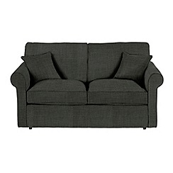 Debenhams - Flat weave fabric 'Delta' sofa bed