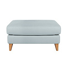 J by Jasper Conran - 'New Farringdon' footstool