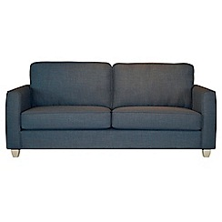 Debenhams - Flat weave fabric 'Dante' sofa bed