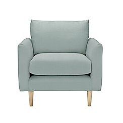RJR.John Rocha - Flat-weave fabric 'Ravello' armchair