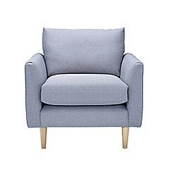 RJR.John Rocha - Textured 'Ravello' armchair