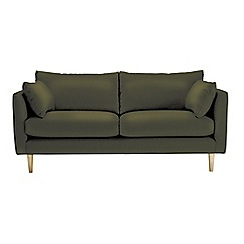 RJR.John Rocha - Medium velvet 'Ravello' sofa