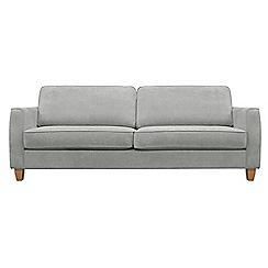 Debenhams - Extra-large velour 'Dante' sofa