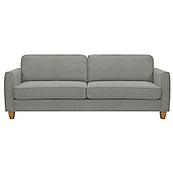 Debenhams - Extra-large textured 'Dante' sofa