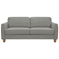 Debenhams - Large textured 'Dante' sofa