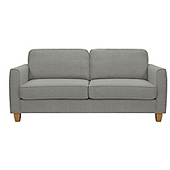 Debenhams - Medium textured 'Dante' sofa