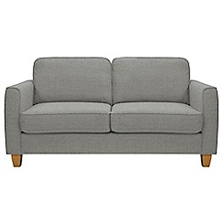 Debenhams - Small textured 'Dante' sofa