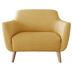 Ben de Lisi Home - Tweedy fabric 'Marco' loveseat