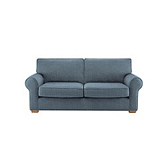 Debenhams - Large textured 'Charles' sofa