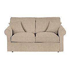 Debenhams - Textured 'Delta' sofa bed