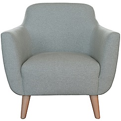 Ben de Lisi Home - Super-soft fabric 'Marco' armchair